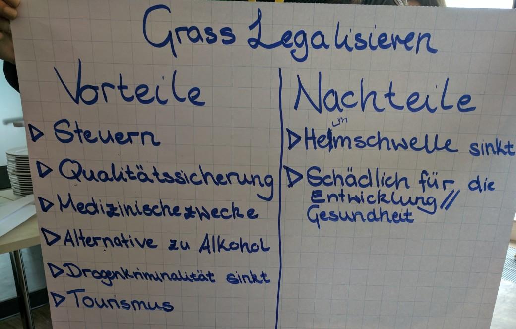 Grass Legalisieren